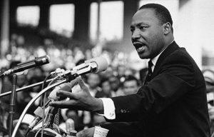 Martin Luther King - Source Revue Des Deux Mondes