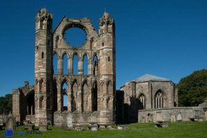 Elgin Abbey - Ecosse