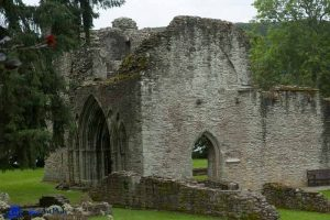 Inchmahome Priory - Ecosse