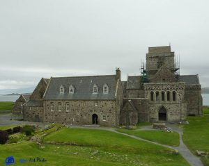 Iona abbey - Ecosse