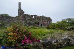 Iona nunnery - Ecosse