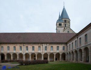 Abbaye de Cluny - France