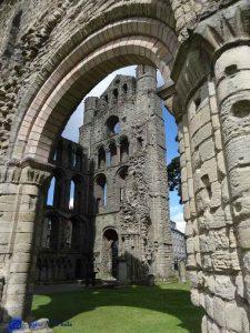 Kelso Abbey - Ecosse