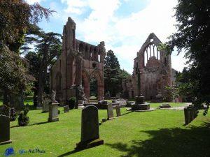 Dryburgh Abbey - Ecosse