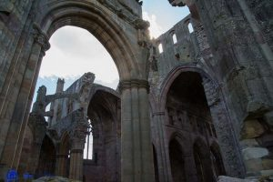 Melrose Abbey - Ecosse