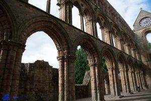 Jedburgh Abbey - Ecosse