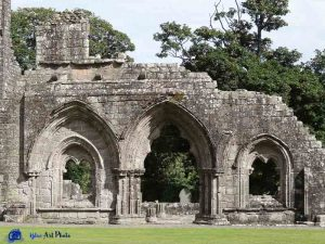 Dundrennan Abbey - Ecosse