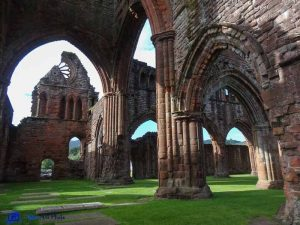 Sweetheart abbey - Ecosse
