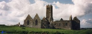 Ross abbey - Irlande