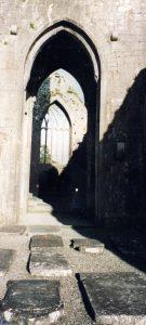 Claregalway abbey - Irlande