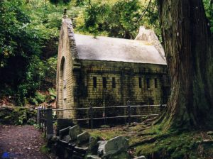 Kylemore - Irlande - Mausolée
