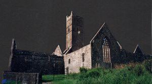 Rosserk abbey - Irlande