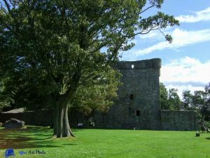 Leven castle