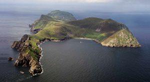 St Kilda vu du ciel