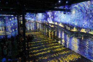 L'atelier des lumières - Paris