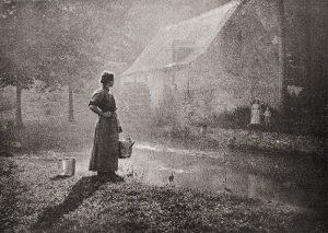 Watermill Leonard Missone - Source Pinterest