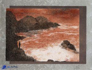 Tableau de sable