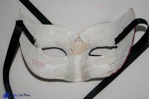 Venise - Arrière du masque
